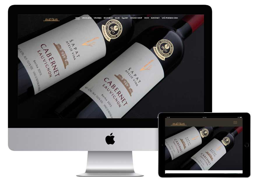Atelje vina Šapat