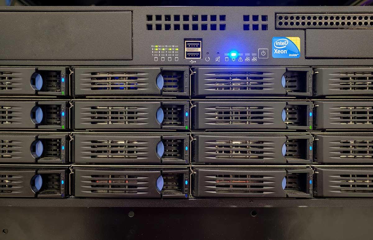 instalacija servera