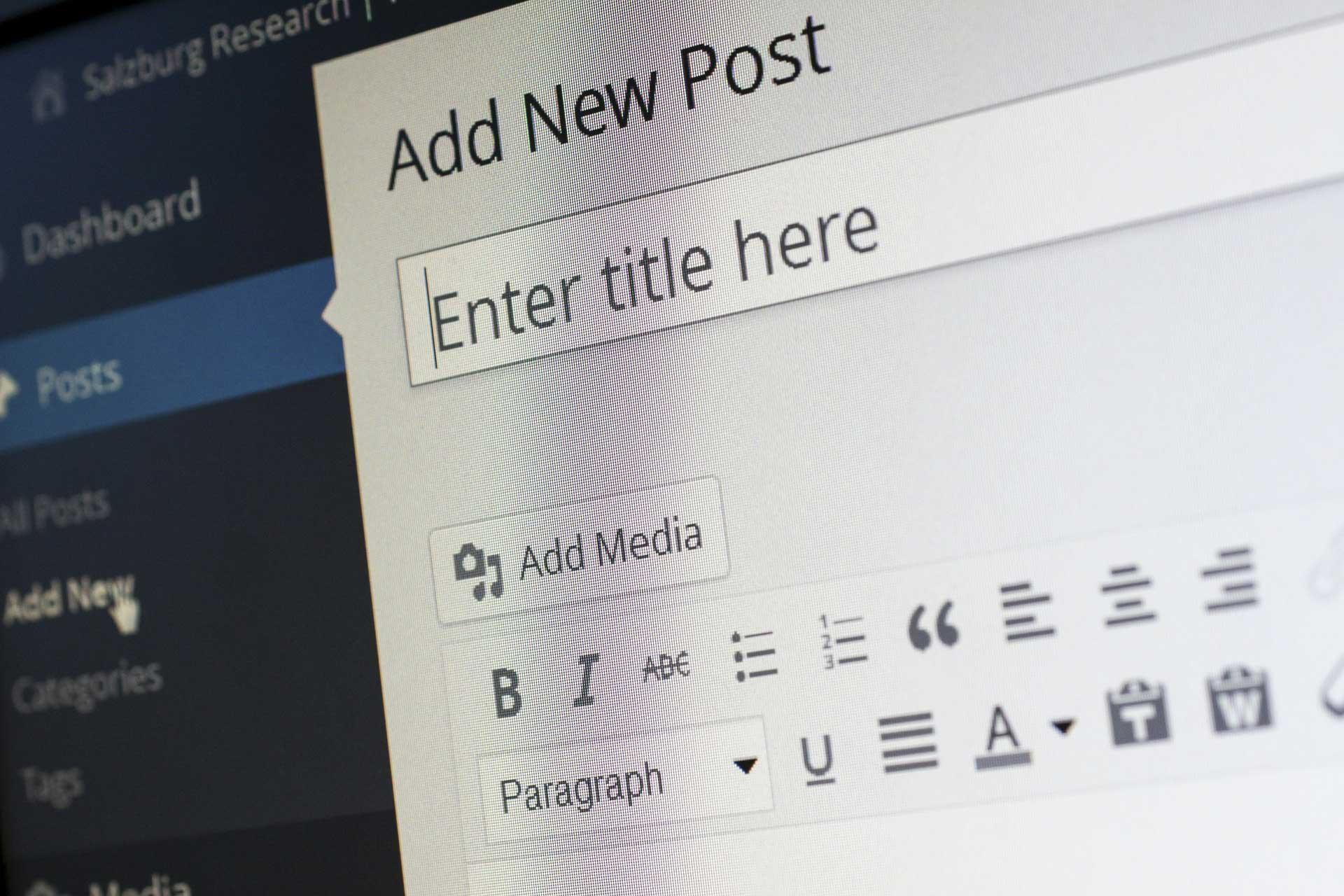 usluga pisanja blogova