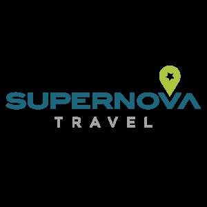 Super nova travel logo
